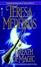 Breath of Magic by Teresa Medeiros (paperback - romance)