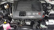 TOYOTA HILUX T/D KUN26R 1KD FTV ENGINE COMPLETE 2007 TO 2014