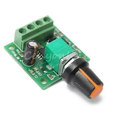 Low Voltage DC 1.8V 3V 5V 6V 12V 2A Motor Speed Switch Controller PWM 1803B New