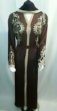 New open front abayas/dress/islamic wear/saudi women dress.size 52.54.56.58