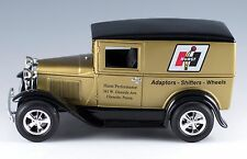 Eastwood 1931 Ford Hurst Panel Van Die Cast Coin Bank Mint In Box