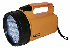 RAC HEAVY DUTY LANTERN TORCH 13 LEDS WATER RESISTANT UK SOURCED *NEW AND BOXED*