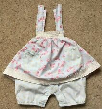 MOLLY N JACK BABY GIRLS ONE PIECE OUTFIT AGE NEWBORN GREAT COND