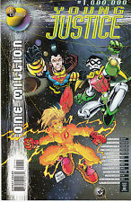 YOUNG JUSTICE ONE MILLION (1,000,000)...NM-...1998...Peter David...Bargain!