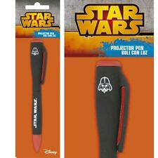 Star Wars - Darth Vader Projector Torch Pen - New & Official Lucasfilm Ltd