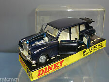 DINKY TOYS  MODEL No.152 ROLLS-ROYCE PHANTOM  V LIMOUSINE    VN MIB