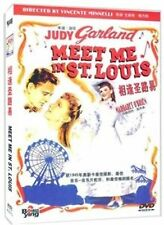 Meet Me in St. Louis Judy Garland, Tom Drake, Vincente 1944, DVD Brand New DVD