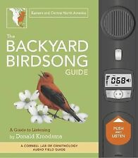 The Backyard Birdsong Guide: Eastern and Central North America (Cornell Lab of