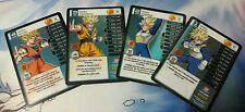 Dragonball Z DBZ TCG Panini Awakening Main Personality MP set level 1-4, Goku