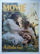 The Movie #76 magazine (1981) - Australian cinema & movies. Peter Finch...