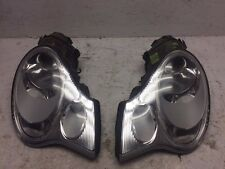 02 03 04 05 Porsche 996 911 OEM LEFT RIGHT XENON LITRONIC HEADLIGHTS HEAD LIGHTS