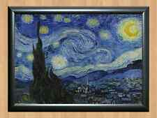 VAN GOGH Starry Night Art Paint Painting Home Wall Decor A4 Print Poster Photo