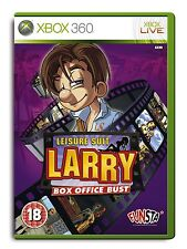 Juego Xbox 360 Leisure Suit Larry: Box Office Bust RAR NUEVO