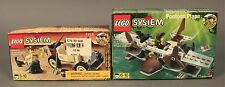 2 1999 Lego Adventurers Sets No. 5918 & 5925