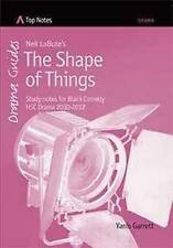 Neil LaBute's The Shape of Things: Study Notes for Black Comedy: HSC Drama