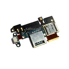 USB Dock Connector Charging Port Flex Cable /w Sim Tray For HTC EVO Design 4G