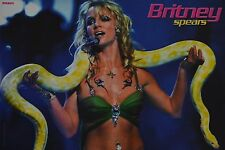 BRITNEY SPEARS - A3 Poster (ca. 42 x 28 cm) - Sexy Clippings Fan Sammlung NEU