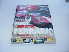 CAR       MAGAZINE       FROM  SEPTEMBER     2004      ENGLISH MONTHLY