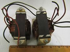Pair Vintage 6l6 Tube Amp Output Transformer Push Pull Wurlitzer