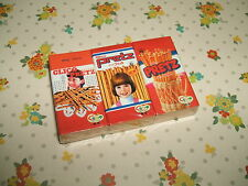 Rare Contemporary Glico Pretz Set of 3 Sealed Japanese erasers rubbers gommes