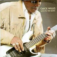 Chick Willis: Back to the Blues  Audio Cassette