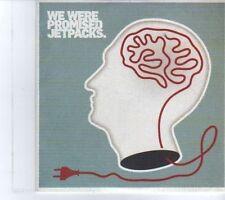 (DR601) We Were Promised Jetpacks, Human Error - 2011 DJ CD