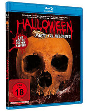 8 HALLOWEEN FIESTA XXL Living Dead ZOMBIE NIGHT Vampire Hunter FRIGHT BLU-RAY