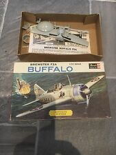 L22 Revell Model Kit H-636 - Brewster Buffalo F2A 1/72