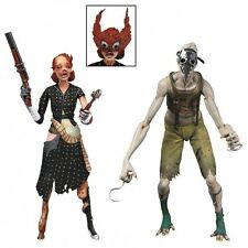 Neca BioShock pack 2 figurines Splicer Ladysmith & Crawler