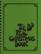 The Real Christmas Carols Songs Learn to Play Tenor Sax Saxophone Music Book