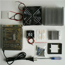 NEW Thermoelectric Peltier Refrigeration Cooling System Kit Cooler For DIY