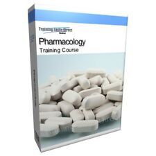 Pharmacology Pharmacy Clinical Training Book Course