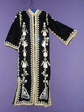 Medieval Royal King Mystic Coat Ritual Robe Costume Cloak Handmade Ornate Beaded