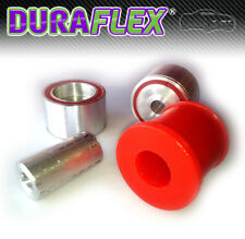BMW E36 REAR DIFF Mounts - RED Duraflex PU