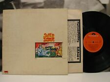 SUPERSISTER - PUDDING AND YESTERDAY LP VG/EX- ITALY 1972 POLYDOR 2310 205 L PROG