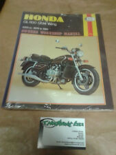 Haynes Manual For HONDA GL1100 Gold Wing 1085cc 1979 to 1981