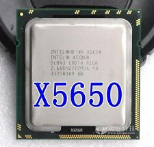 Intel Xeon X5650 / 2.66GHz /12MB /QPI 6.40GT/s (SLBV3) 1366 Server Processor