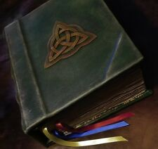 Fully Printed Charmed Inspired Book of Shadows Prop Replica 500 Aged Pages