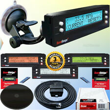 SCANGAUGE II + MOUNT SCAN GUAGE II SCANGUAGE 2 SCANGAUGE2 SCAN GAUGE OBD2 OBDII