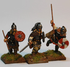 Dark Ages Early Saxon Nobles Footsore Miniatures SAGA 03ESX100
