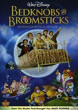 Bedknobs and Broomsticks [Enchanted Musical Edition] DVD Region 1