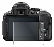 2 x Screen Protectors For Nikon D5300