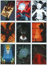 2016 Game Of Thrones Season 5 BEAUTIFUL DEATH Poster Art chase set (20 cards)