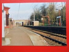 PHOTO  MISTLEY RAILWAY STATION ESSEX 1994 LOOKING EASTWARDS FROM PLATFORM NO 2