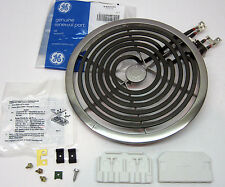 "WB30X354 GE Range Electric Calrod Unit Burner Eye Large 8"" PS244048 AP2634795"