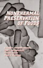 Nonthermal Preservation of Foods (Food Science and Technology)-ExLibrary