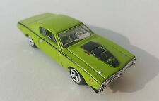 Hot Wheels 71 DODGE Charger Mattel Speed Machines Macchina Car Vintage