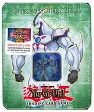 1x  Elemental Hero Neos 2006 Collectors Tin Brand New Sealed Product - Yu-Gi-Oh!