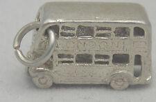 3D plata encanto Routmaster London Bus