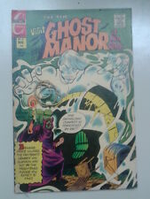 GHOST MANOR # 8 (Charlton Comics, 1972)